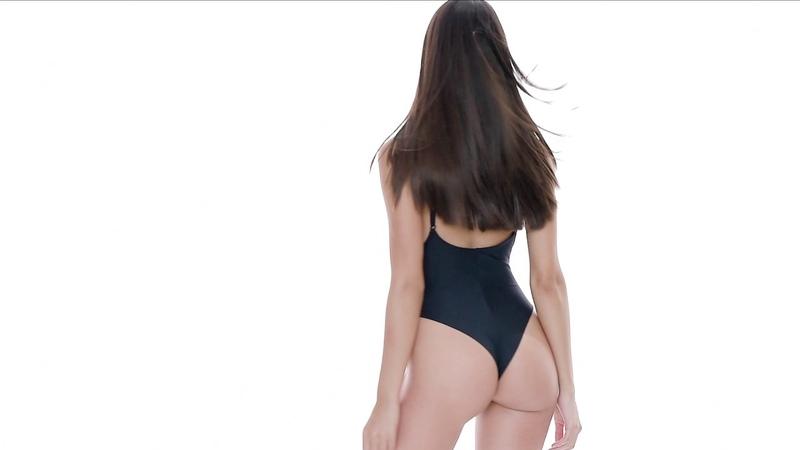 Malibu one piece brazilian swimsuit