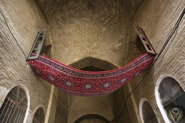 Ковёр в Иране больше, чем ковёр.