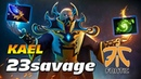 23savage Invoker KAEL! - Dota 2 Pro Gameplay