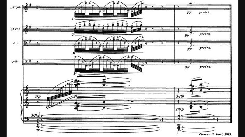 Maurice Ravel 3 Poèmes de Stéphane Mallarmé