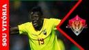 Jordy Caicedo assina contrato com o Vitória por 4 anos