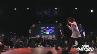 100 danciBel 2019 Hip Hop 2VS2 FINAL || DYKENS & LUULU VS TWELVE & TWIZZY |