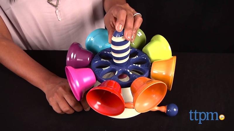 B. Colossale Carousel Bells from Battat