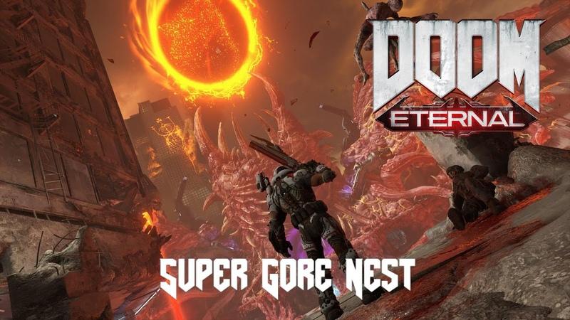 Mick Gordon Super Gore Nest Remastered Version V2 DOOM Eternal OST