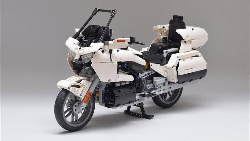 LEGO Technic HONDA Gold Wing GL1800 2018