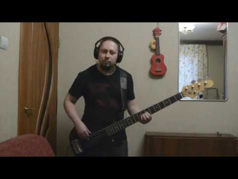 Dream Theater Fall Into The Light bass cover