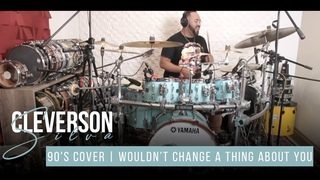 Wouldn't Change - Phillip Bailey - Cleverson Silva 90's cover