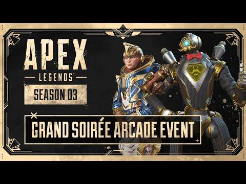 Apex Legends — трейлер аркадного события «Званый вечер»