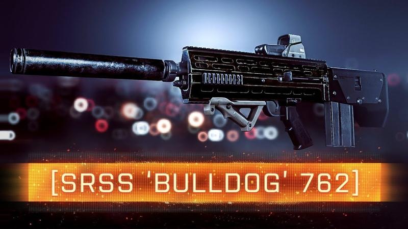► BF4 BULLDOG ASSAULT RIFLE!   Battlefield 4: Dragons Teeth Weapon Review