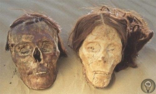 История уникального кладбища мумий Сяохэ, которому уже почти 4000 лет