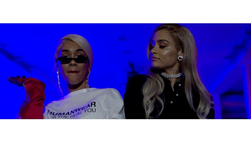 Saweetie ICY GRL feat Kehlani Bae Mix Official Music Video