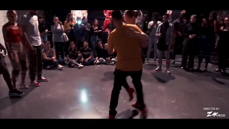 The Battle Kizz TEAM 🇧🇪 VS TEAM 🇫🇷 HD