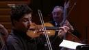 Beethoven Conzerto pour violon et orchestre en ré majeur, op 61, dir Andris Nelsons