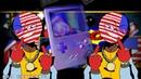 Head bop meme : countryhumans [USA]