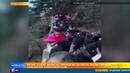 Места отдыха в Китае заполонили толпы людей