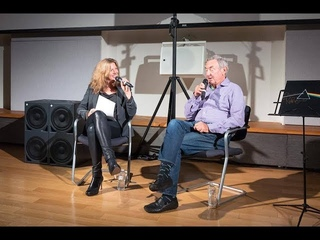 Pink Floyd's Nick Mason on 'The Dark Side Of The Moon' at Classic Album Sundays at the V&A Museum