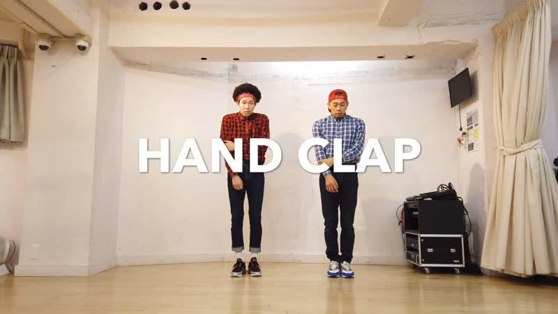 HAND CLAP 2週間で10キロ痩せるダンスをオタクが全力で踊ってみた リアルアキバボーイズ 1080 x 1920 sm35679635