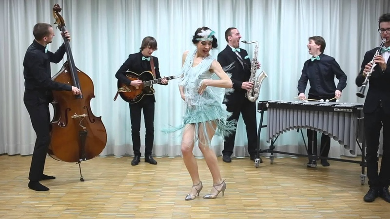 Lost In Swing with CoCo Charleston!! Lindy-Hop ! Swing ! Jazz! Lausanne ! Canton de Vaud !