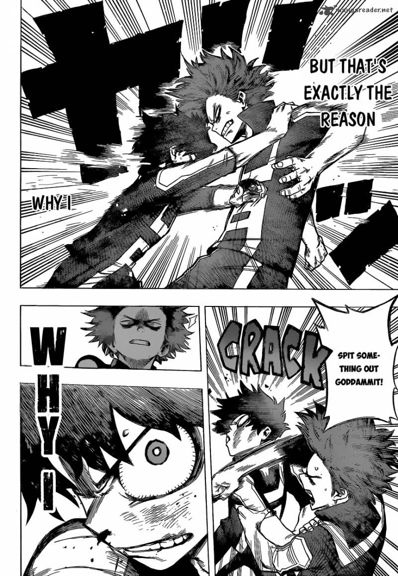 Boku No Hero Academia, Chapter 33, image #18