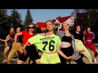 Jazz-funk choreo by nasta / step up dance school / iggy azalea started
