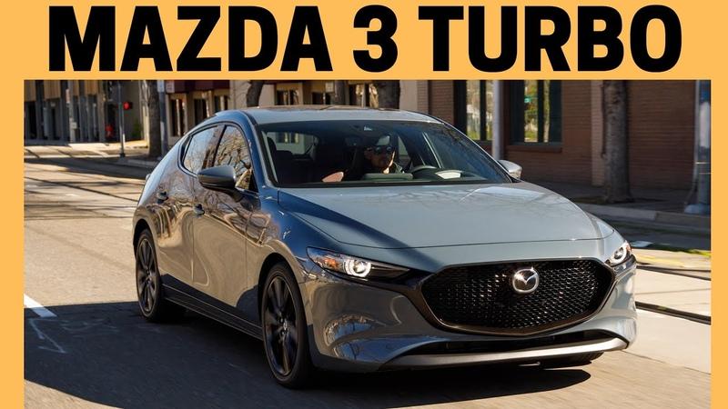 Mazda 3 TURBO 2021 Opinión y Datos Motoren Mx