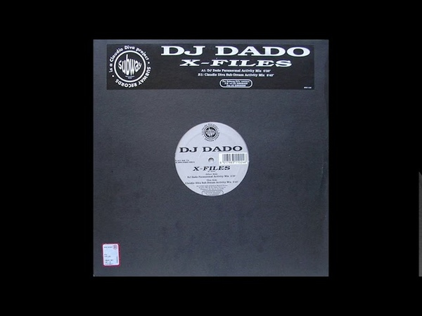 DJ Dado X Files Claudio Diva Sub Dream Activity Mix