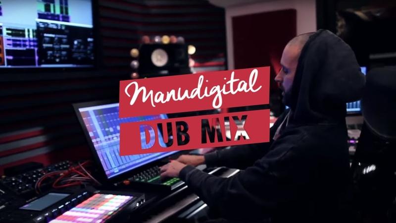 Manudigital - Exclusive Dub Mix | Live (1 hour set)