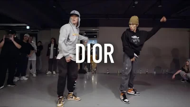 1Million Dance Studio Pop Smoke - Dior ⁄ Koosung Jung X Minsoo Choreography