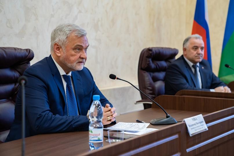 В Ухте с рабочим визитом побывал врио Главы Республики Коми Владимир Уйба, изображение №3