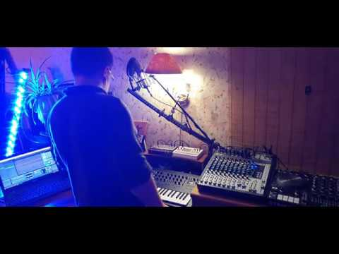 Dj Wadada - techno korg session / 06 02 2020