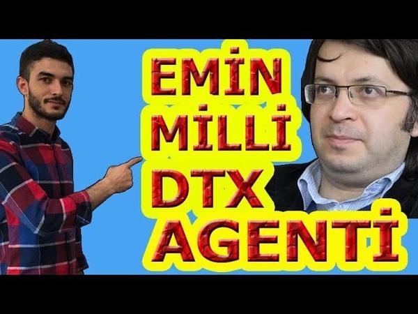Emin Milli DTX ya İntim Videolar Ötürürdü - Məhəmməd Mirzəli