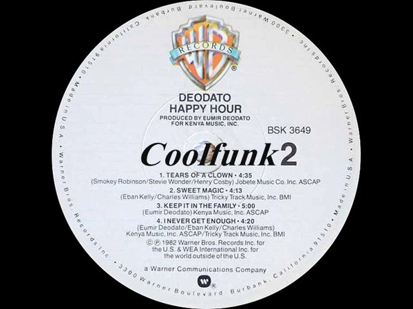 Deodato - Keep It In The Family (1982)