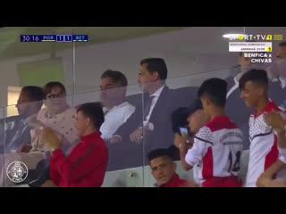 Первый гол Зе Луиша за Порту