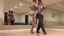 Tango 402 - Back Sacadas for Leaders and Followers