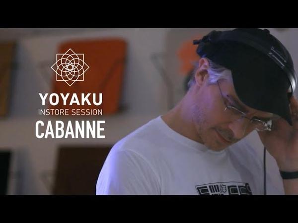 Yoyaku instore session Cabanne 2018