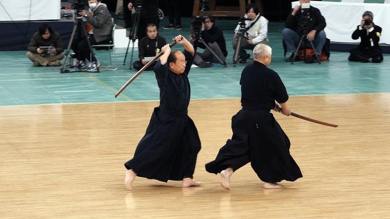 Mizoguchi ha Itto ryu Kenjutsu 42nd Japanese Kobudo Demonstration 2019