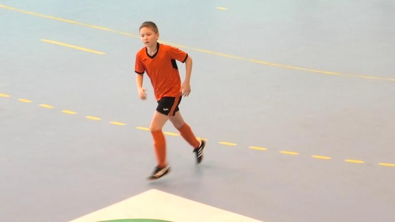 ДФПЛ зима 2018-2019 U-10 Юниор-2008 - Олимпик-2 24.02.2019
