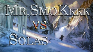 RotWK 2 02 v 8 01   Mr  SmoKkkk vs Solas ( 4 игры )
