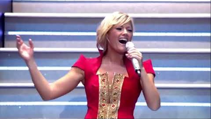 Хелена Фишер поёт русские песни Helene Fischer sings russian songs