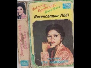 ETY HERAWATY - Rerencangan Abdi : 70's INDONESIAN Jaipong Dangdut Folk Music ALBUM Songs