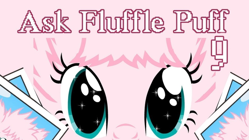 Ask Fluffle Puff Часть 9 COMIC MLP БЛОГ Rus Dub