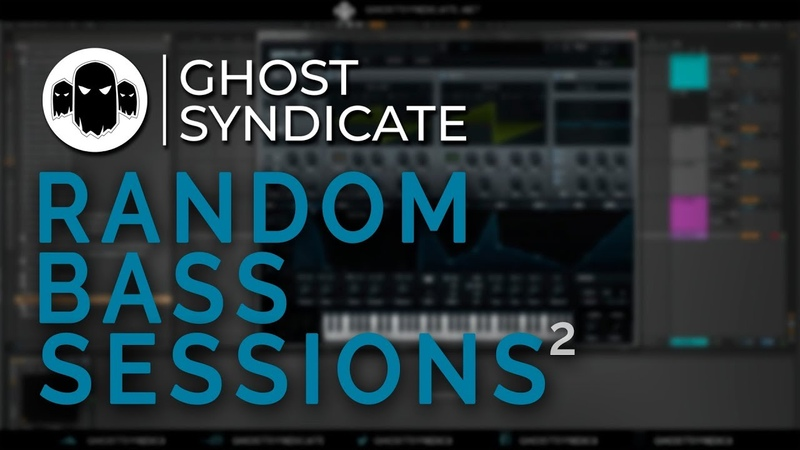 Random Bass Sessions 2 [Xfer Serum Ableton Live Workflow Drum and Bass]