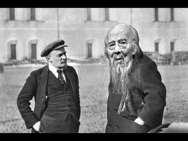 1918 год Москва и Питер под контролем китайских отрядов
