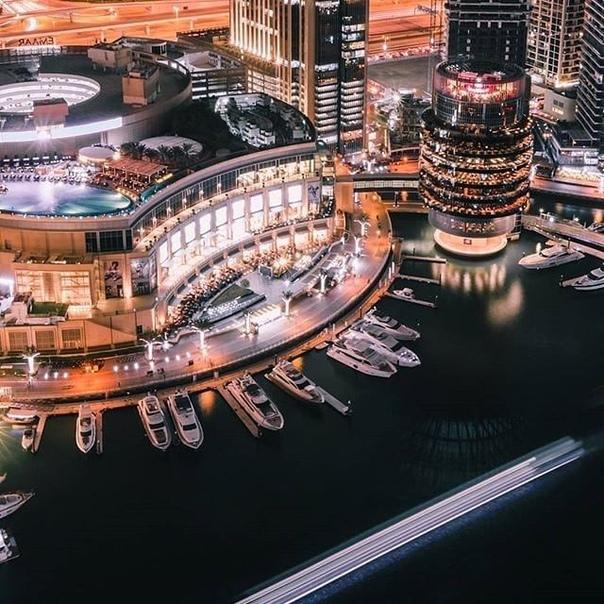 Туры в Эмираты на 4 ночи в отель 4* за 8900 с человека в марте