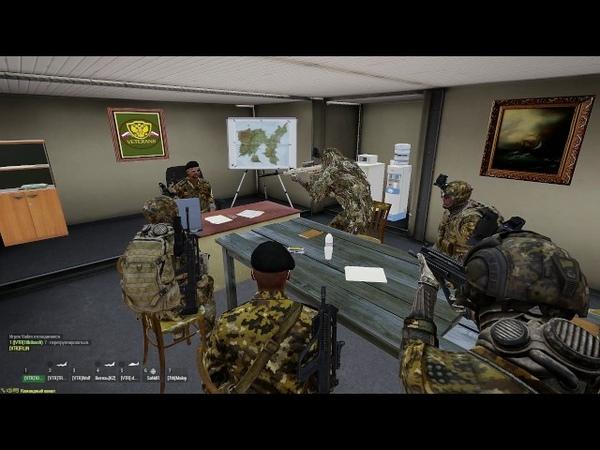 ArmAIII VETERANS Волчье логово БЕЗ МОДОВ