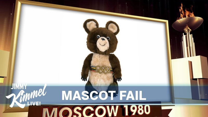 The Worst Mascots in Olympic History