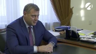 Игорь Бабушкин встретился с заместителем Волжского межрегионального природоохранного прокурора