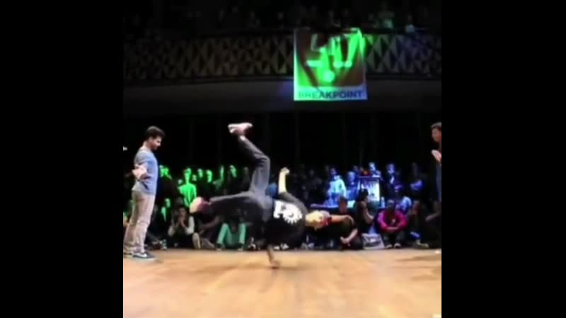BBoy Luan San Funk Fockers 🇧🇷 Back To The Floor Wars International 2013