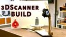 Building a 3D Scanner Turntable Advanced Photogrammetry Agisoft Metashape