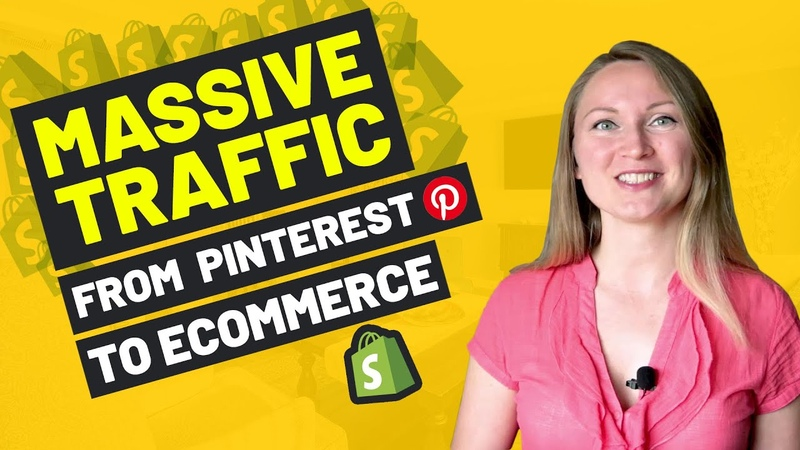 How to use Shopify Pinterest Integration Selling on Pinterest Pinterest for Ecommerce 2019